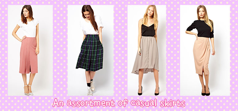 assortment-casual-skirts