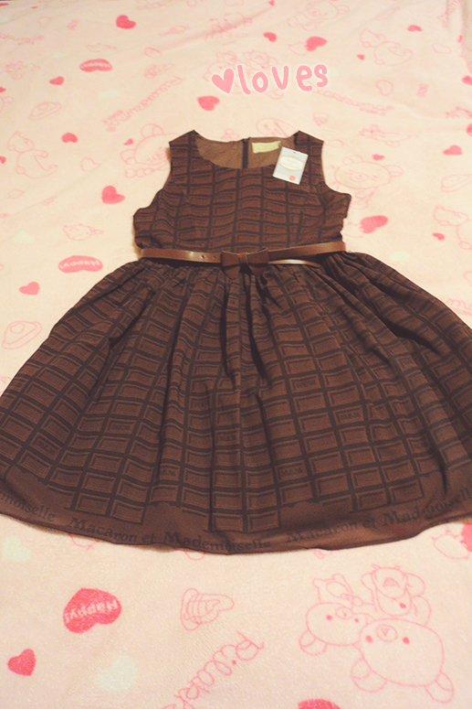 Review: Chess Storys Macaron et Mademoiselle Jumperskirt ♡ blog