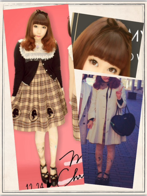 How to Put an Otome Outfit Together ♡ blog