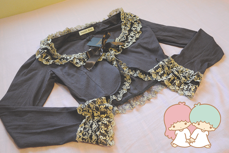 Classic Haul + Pondering about Hong Kong ♡ blog